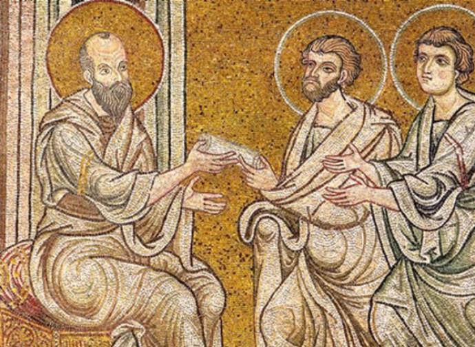 Vangelo Del Giorno Calendario Romano.Santi Timoteo E Tito La Nuova Bussola Quotidiana