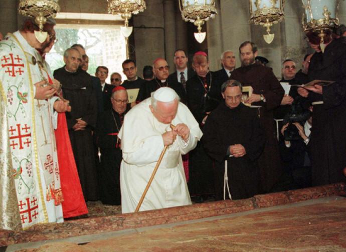 San Giovanni Paolo II al Sepolcro