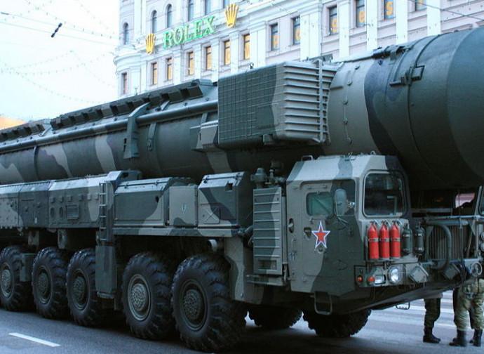 Il Sarmat, il nuovo super-missile russo