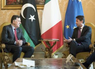 Inviato in Libia, ultima carta del governo Conte