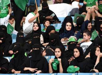 Scoprire solo oggi che i sauditi discriminano le donne
