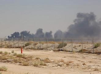 Guerra di droni nel Golfo. Colpito l'oro nero saudita
