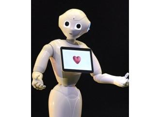 Amore meccanico  Ecco Pepper il robot emotivo