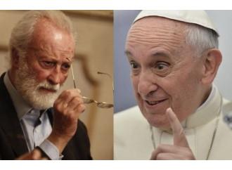 Scalfari, Serra, Berlusconi: il loro Papa non è Francesco