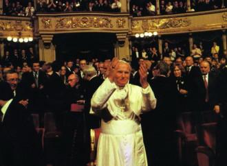 Giovanni Paolo II, la musica che deve costruire l'uomo