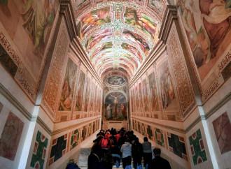 La Scala Santa, 28 gradini narrano una storia d'Amore