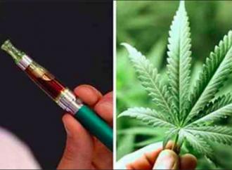 """Il Cdc Usa lancia il pericolo della cannabis """"elettronica"""""""