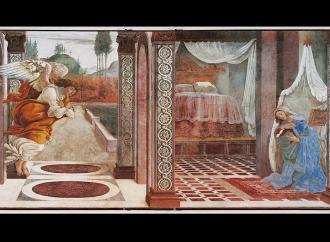 Annunciazione di Botticelli: un ineffabile mistero
