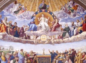 Raffaello e il trionfo dell'Eucarestia