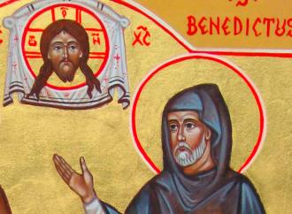 San Benedetto, il solo che può salvare ancora l'Occidente