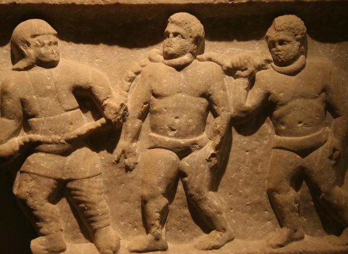 Commercio di schiavi nell'antica Roma