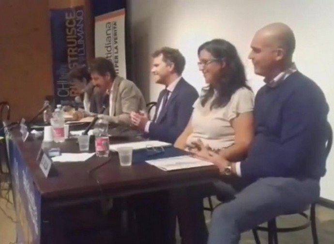 L'intervento di Emanuele Scotti alla Giornata della Bussola 2017