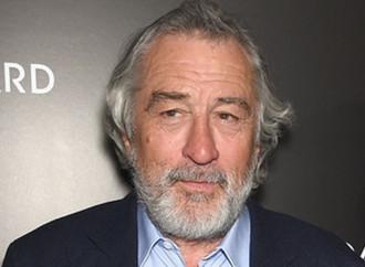 De Niro preoccupato per il figlio gay