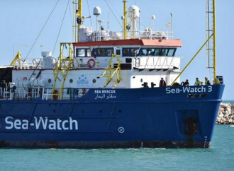 Sea Watch, è una dichiarazione di guerra. Non si può cedere