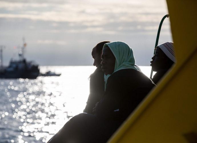 A bordo della Sea Watch 3