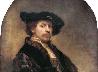 """Rembrandt, l'artista che ispirò il """"Golgotha"""" di Martin"""