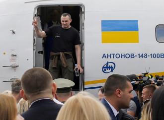 Kiev, scambio di prigionieri per scongelare la pace