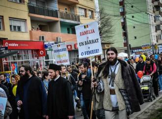 Un referendum sulla famiglia, la lezione rumena