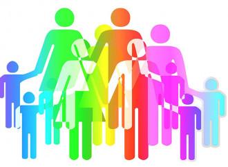 """Ready promuove la mostra sulle """"famiglie"""" arcobaleno"""
