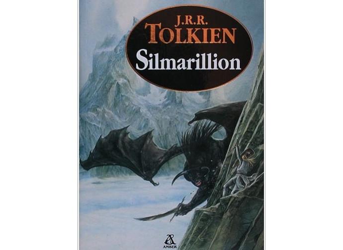 La copertina dio una delle edizione del Simarillion
