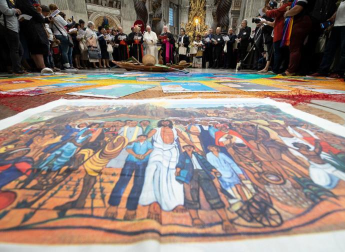 L'apertura del sinodo il 6 ottobre scorso