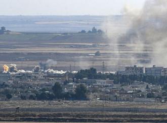Curdi, a frenare i turchi sono Assad e Putin