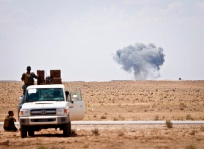 Combattimenti in Siria contro l'ultima sacca dell'Isis