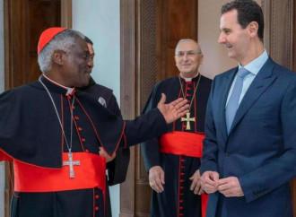 """""""Papa con i ribelli"""", polemiche per la lettera ad Assad"""