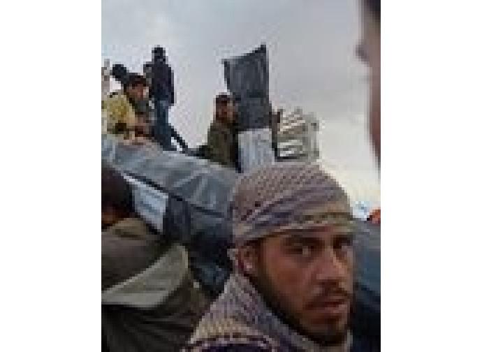 Profughi siriani in Giordania