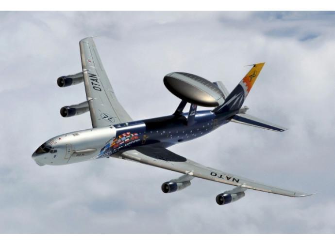 Smart Defense, aereo di primo allarme