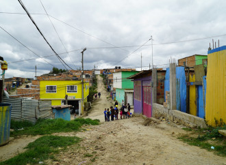 Nuove ondate di profughi in Colombia