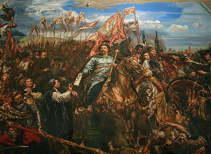 Jan Sobieski all'assedio di Vienna