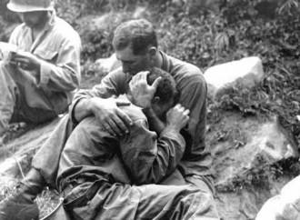 La desolazione del cuore portata dalla guerra
