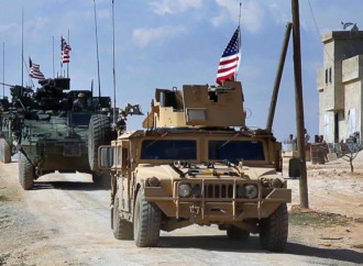Siria, gli americani si ritirano. Ma non tutti