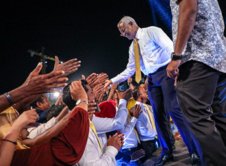 Le Maldive tornano democratiche. E amiche dell'India