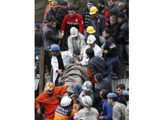 Miniere in Turchia, una tragedia continua