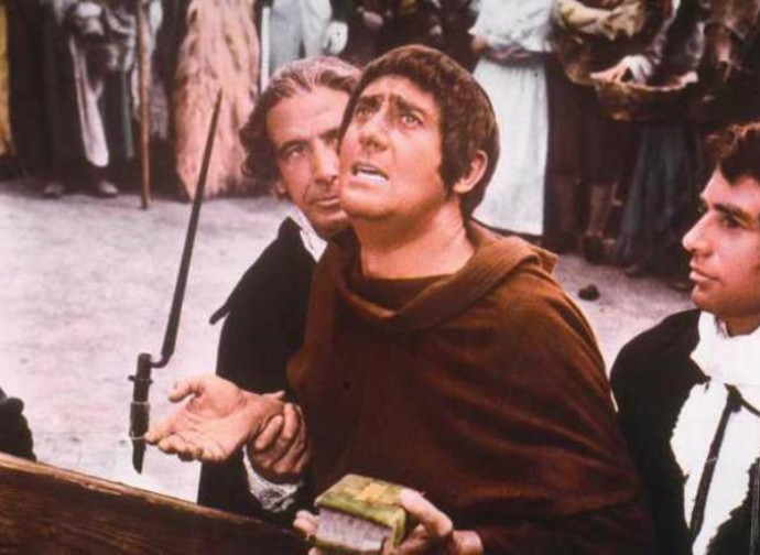 Alberto Sordi in Nell'Anno del Signore
