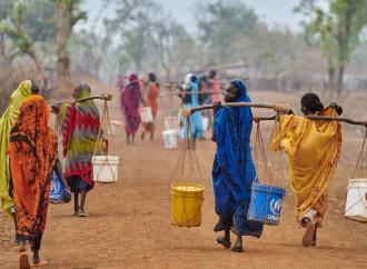 L'Oim ha avviato una raccolta fondi per i profughi del Sudan del Sud