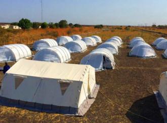Il campo profughi di Melut chiude. I profughi hanno deciso di tornare a casa