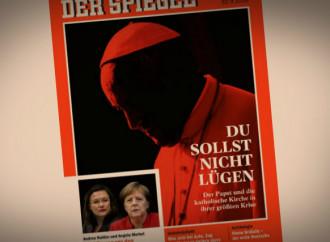 La copertina di Der Spiegel