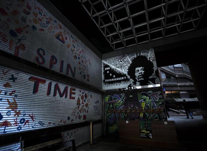 Il centro sociale Spin Time