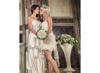 Sposa & sposa il mercato fiuta  il business gay