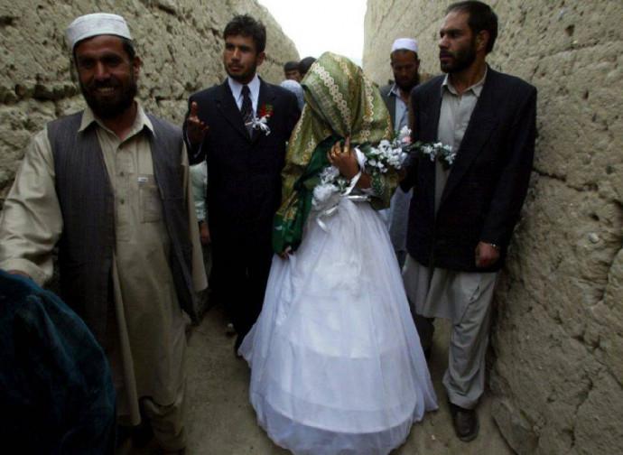 Matrimonio di minorenne