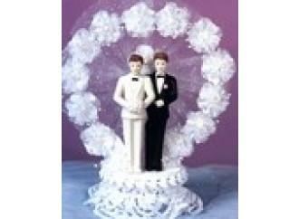 Torte nuziali gay: negli USA paghi se non le prepari