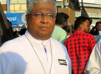 Una chiesa metodista è stata attaccata la domenica delle Palme nello Sri Lanka