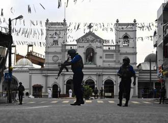 Colombo, dopo l'attentato