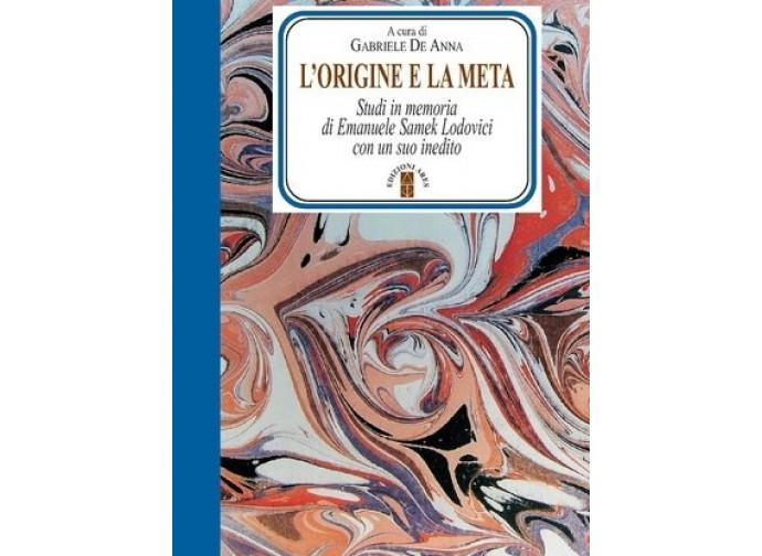 La copertina del  libro su Emanuele Samek