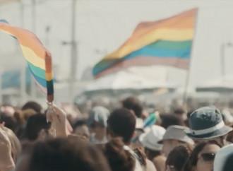 Un frame del video di presentazione