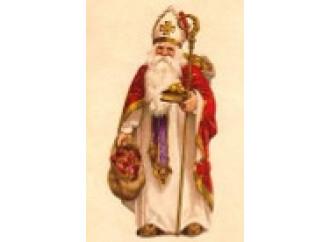 Babbo Natale si chiamava San Nicola