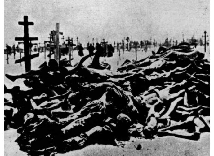 Genocidio sovietico